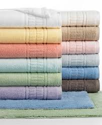 Bathroom Towel Closeout Martha Stewart Collection Plush Bath Towel Collection
