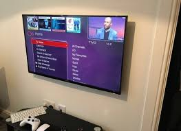 tv wall mounting in dunfermline tv