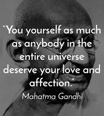Gandhi Quotes On Love