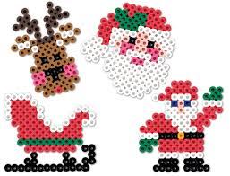 Christmas Ornaments  Perler BeadsPerler Beads Christmas Tree