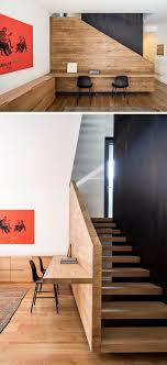 Diy Build Desk In Under Stairs