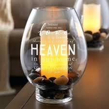 memorial engraved glass hurricane candle holder holders ikea hurricane candle