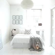 White Bedroom Simple Ideas