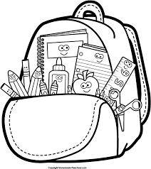 apple clipart black and white. back to school apple clipart black and white