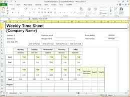 Time Card Calculator Templates Blank Monthly Sheets – Trufflr