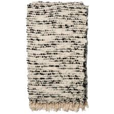modern throw blanket. Delighful Blanket Modern Gray And Ivory Cream Throw Blanket With D