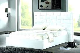 full size bedroom sets white. Black Upholstered Headboard Queen Size Bedroom Sets White Set Modern Bed Full
