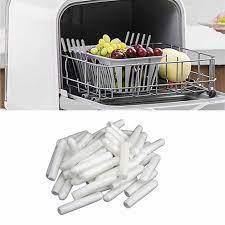 Bulaşık makinesi kapağı koruyucu kılıf tel kapağı çelik boru uç koruyucu  kılıf kauçuk kapak raf kapağı sütlü beyaz|Buzdolabı Kapakları