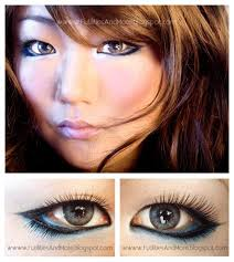 gyaru look anese make up anese anese makeup gyaru makeup makeup