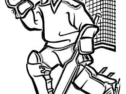 Small Picture Hockey Coloring Pages NhlKids Coloring Pages