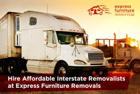 Furniture Removals Exterior