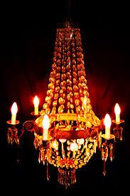 antique empire chandelier c 1850 1 of 4