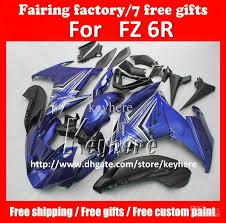 free 7 gifts custom abs fairing kit for yamaha fz6r fz 6r fz 6r