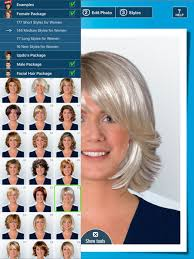 Hairstyle Simulator App hairstyle pro try on hair styles men and women on the app store 8079 by stevesalt.us