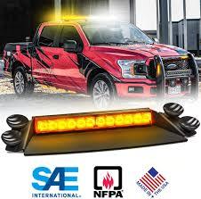 International Truck Dash Lights