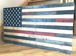 american flag wall art rustic wood flag wall arts rustic wood flag wall art painted wood