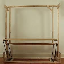 DIY Murphy Bed Desk 2 Attach a piece of artwork or a corkboard and