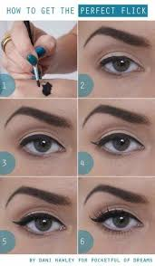 makeup easy cat eye