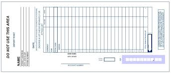 printable deposit slips printable pdf deposit slip sample organization pinterest pdf