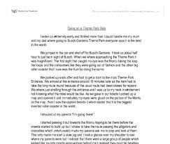 describe park essay observation of a park essays