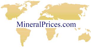 Scandium Oxide Price Chart Home Of Metals News Prices Etfs Mineralprices Com