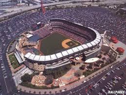 Edison Field Seating Chart Angel Stadium Of Anaheim