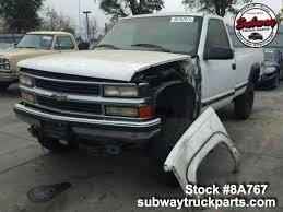 Used 1999 Chevrolet Silverado 2500 Parts for Sale | Subway Truck Parts