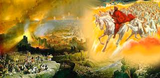 Image result for christ returns to earth pics