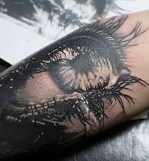 Tetovani Oko Predlokti Ives Black House Tattoo