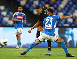 Ospina denies an Inter comeback: Napoli make the Coppa Italia final