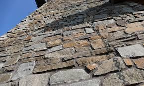 natural stone cladding slips black