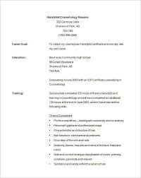 Hair Stylist Resume Templates Best of Free Hair Stylist Resume Template Fastlunchrockco