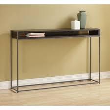 slimline console table. slimline console table