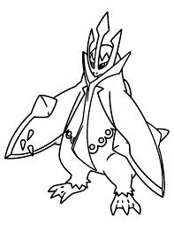 Small Picture Kyogre Coloring Pages Elegant Seaking Pokemon Coloring Page With