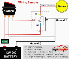 driving light relay wiring diagram wiring diagram light relay diagram at Wiring A Relay For Lights