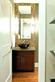 powder room lighting rooms with wall lights