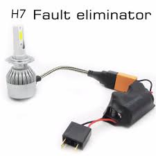headlamp wiring harness promotion shop for promotional headlamp Headlamp Wiring Harness 2pcs h7 led light canbus wiring harness adapter led headlamps warning canceller automotive led h7 canbus fault eliminator headlamp wiring harness connector