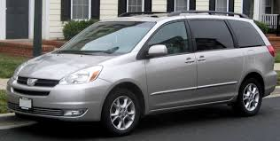 Toyota Sienna 2005: Review, Amazing Pictures and Images – Look at ...