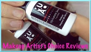 review makeup artist s choice s for acne e skin you