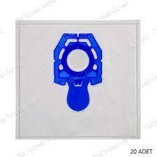 Süpürge Toz Torbası (20 Adet) - FS10521