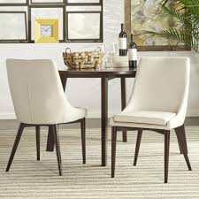 Sasha Mid-Century Brown Barrel Back Dining Chair by iNSPIRE Q Modern (Set  of 2) - Free Shipping Today - Overstock.com - 17494116