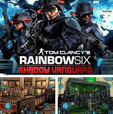 rainbow six 4 lockdown ipad
