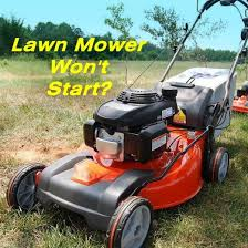 How to Fix a Lawn Mower That Won't Start | Dengarden