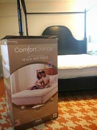 memory foam mattress box. Visiting A Million Mattress Stores, We Decided To Take Risk And Buy In Box \u2013 The Novaform ComfortGrande 14\u2033 Gel Memory Foam From 1