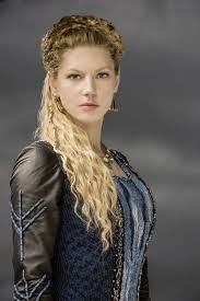 Viking Hairstyle Female katheryn winnick lagerthas hairstyle in vikings strayhair 3278 by wearticles.com