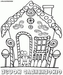 Gingerbread House Coloring Page 5f9r Gingerbread House Coloring