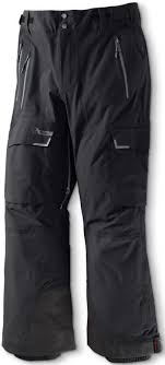 Detail New TREW Gear Mens Eagle Snowboard Ski Pants Black Large Canada Goose  ...