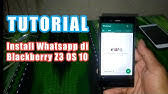 Opera mini isn't available for blackberry phones that run the latest bb10 operating system, like the q10. Opera Mini Android App For Blackberry 10 Youtube
