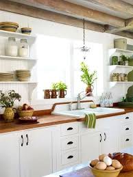 farmhouse wooden shelves traditional white shelves with wooden brackets painted out white and hung on a farmhouse wooden shelves