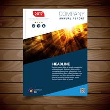 Report Cover Page Templates Core Page